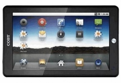 Internet Tablet Coby Kyros MID7020 (Com Webcam)  - foto principal 4