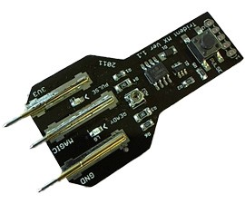 Maximum Trident MX (Probe para Drives de Slim com SPI Macronix)  - foto principal 1