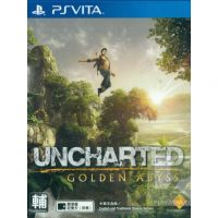 Uncharted Golden Abyss PS Vita