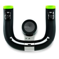 Volante Sem Fio Wireless Speed Wheel para Xbox 360  - foto 2