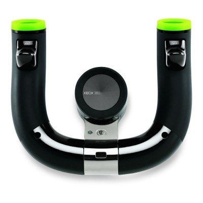 Volante Sem Fio Wireless Speed Wheel para Xbox 360  - foto principal 1