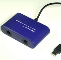 Adaptador USB para 2 Controles de Gamecube