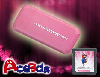 Ace3DS Plus - Flash Card p/ DS/DS Lite/Dsi/Dsi XL/3DS - (Compatível firmares 1.4.5x e 5.1.0-11x)  - foto principal 3