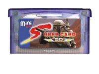 Supercard Mini SD (Flash card para Gameboy Advance)
