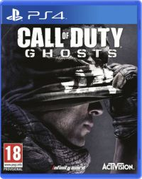 PRONTA ENTREGA - Game Call of Duty: Ghosts para Playstation 4 (PORTUGUÊS)