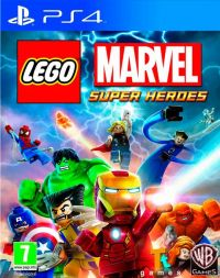 Lego Marvel Super Heroes Ps4 Playstation 4