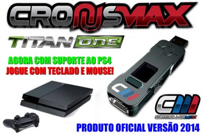 Cronusmax Plus 2016 - Adaptador Multi Função para Xbox One, PS4, PS3, Xbox 360 e PC  - foto 2