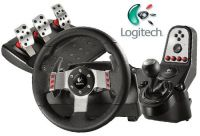 Volante Profissional Logitech G27 Racing Wheel PS2 PS3 e PC