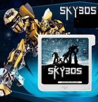 Sky3ds Blue - Flashcard p/ Nintendo 2DS 3DS 3DSXL NEW3DS (Compatível firmware 10.1.0-27)