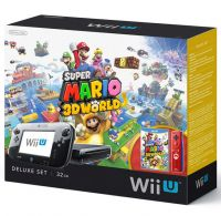 Nintendo Wii U 32GB Super Mario 3D World Deluxe Set