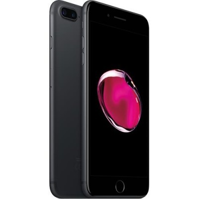 iPhone 7 Plus 32GB PRETO Tela Retina HD 5,5'' 3D Touch Câmera Dupla de 12MP - Apple  - foto principal 1