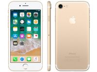 "IPhone 7 Apple 32GB Dourado 4G Tela 4.7"" Retina - Câm. 12MP + Selfie 7MP iOS 11 Proc. Chip A10  - foto 7"