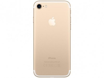 "IPhone 7 Apple 32GB Dourado 4G Tela 4.7"" Retina - Câm. 12MP + Selfie 7MP iOS 11 Proc. Chip A10  - foto principal 5"