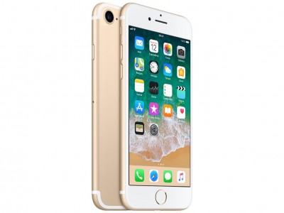 "IPhone 7 Apple 32GB Dourado 4G Tela 4.7"" Retina - Câm. 12MP + Selfie 7MP iOS 11 Proc. Chip A10  - foto principal 4"