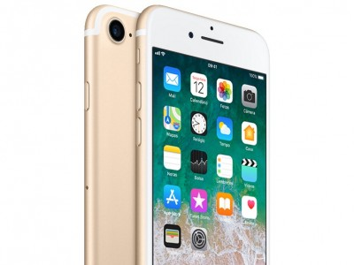 "IPhone 7 Apple 32GB Dourado 4G Tela 4.7"" Retina - Câm. 12MP + Selfie 7MP iOS 11 Proc. Chip A10  - foto principal 6"