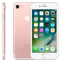 "IPhone 7 Apple 32GB Rose 4G Tela 4.7"" Retina - Câm. 12MP + Selfie 7MP iOS 11 Proc. Chip A10"