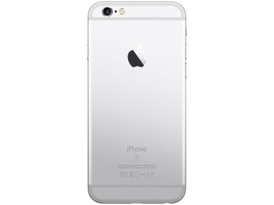 "iPhone 6s Apple 16GB PRATA 4G Tela 4.7"" - Retina Câm. 12MP + Selfie 5MP iOS 10 Proc. A9  - foto principal 2"