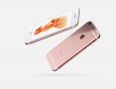 "iPhone 6s Apple 16GB ROSE GOLD 4G Tela 4.7"" - Retina Câm. 12MP + Selfie 5MP iOS 10 Proc. A9  - foto principal 4"