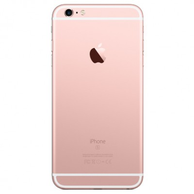 "iPhone 6s Apple 16GB ROSE GOLD 4G Tela 4.7"" - Retina Câm. 12MP + Selfie 5MP iOS 10 Proc. A9  - foto principal 2"