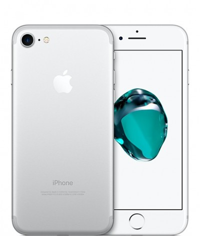 "IPhone 7 Apple 32GB Prata 4G Tela 4.7"" Retina - Câm. 12MP + Selfie 7MP iOS 11 Proc. Chip A10  - foto principal 5"