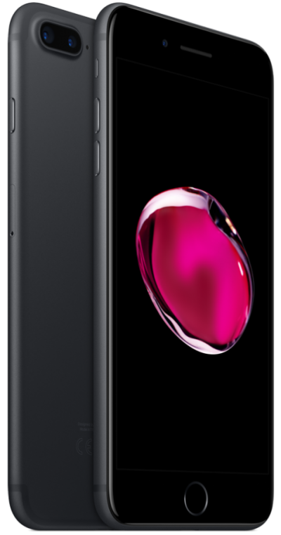 iPhone 7 Plus 128GB PRETO Tela Retina HD 5,5'' 3D Touch Câmera Dupla de 12MP - Apple  - foto principal 3