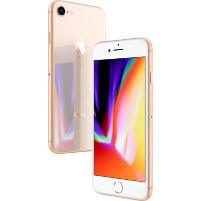 iPhone 8 DOURADO 64GB Tela 4.7'' IOS 11 4G Wi-Fi Câmera 12MP - Apple  - foto principal 4