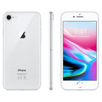 iPhone 8 Plus PRATA 64GB Tela 5.5'' IOS 11 4G Wi-Fi Câmera 12MP - Apple