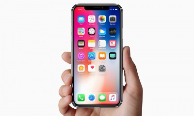 iPhone X 64GB CINZA ESPACIAL Tela 5.8' iOS 11 4G Câm 12MP - Proc A11 Bionic - Apple  - foto principal 4