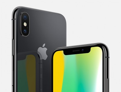 iPhone X 64GB CINZA ESPACIAL Tela 5.8' iOS 11 4G Câm 12MP - Proc A11 Bionic - Apple  - foto principal 8