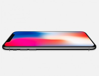 iPhone X 64GB PRATA Tela 5.8' iOS 11 4G Câm 12MP - Proc A11 Bionic - Apple  - foto principal 2