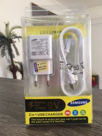 Carregador 9v Turbo Fast Charge Samsung USB