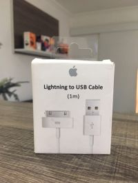 Cabo Lightning usb original Apple para 3/3g/4/4s  - foto 3