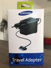 CarregadorOriginal Samsung Para Tablet Travel Adapter