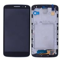 Tela Touch Display Lcd Lg G2 Mini D618 D620 D621 D625 C/aro  - foto 1