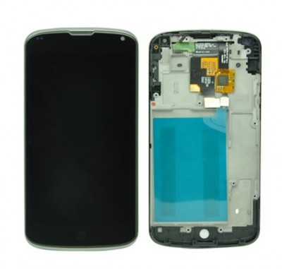 Tela Display Touch Screen 100% Original Para Lg Nexus 4 E960  - foto principal 1
