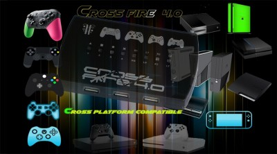 Adaptador Cross Fire 4.0 Multiplo para Nintendo Switch PS3 PS4 Xbox 360 e Xbox One  - foto principal 4