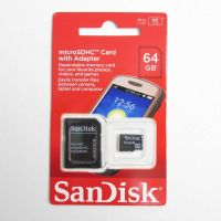 Micro Sd 64gb Original Sandisk