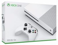 Xbox One Slim 500GB Branco  - foto 4
