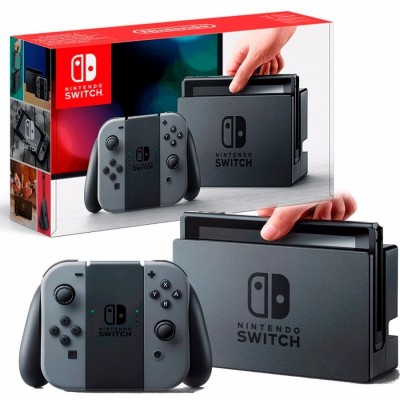 Nintendo Switch Cinza 32 GB  - foto principal 1