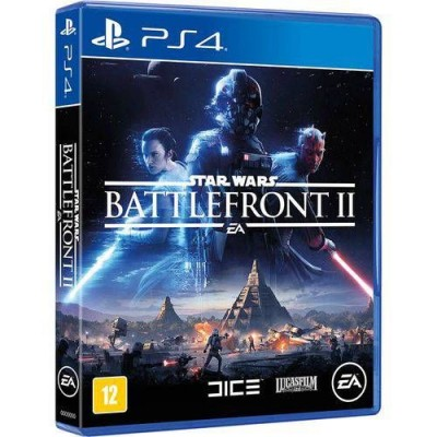 PlayStation 4 Pro 1TB Limited Edition Console - Star Wars Battlefront 2 Bundle  - foto principal 3