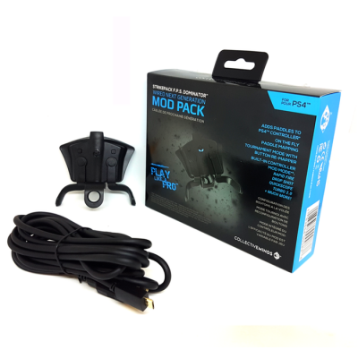Adaptador Strikepack FPS Dominator - Modpack com Paddles para Playstation 4 / Slim / Pro  - foto principal 1