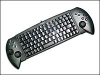 PS2 - Cosmo Keyboard + Controle 2 em 1