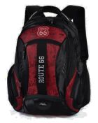 Mochila p/ Notebook MJ48017RT Route 66