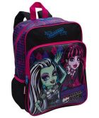 Mochila Grande Monster High 15M Plus Sestini 63701 BF