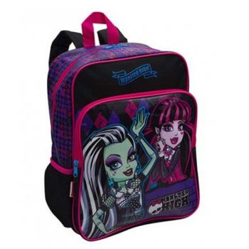 Mochila Grande Monster High 15M Plus Sestini 63701