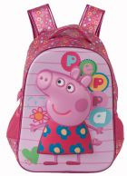 Mochila Grande Peppa Pig Colorful Xeryus 5242