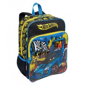 Mochila Grande Hot Wheels 16M Plus Sestini 63871