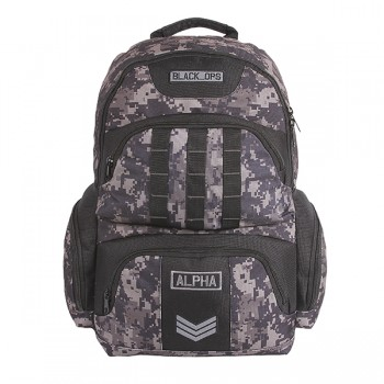 Mochila Grande Call of Duty Black Ops DMW 48556