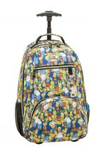 Mochila Grande com Roda The Simpsons - Pictures 7402601