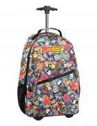 Mochila Grande com Roda The Simpsons 7401901